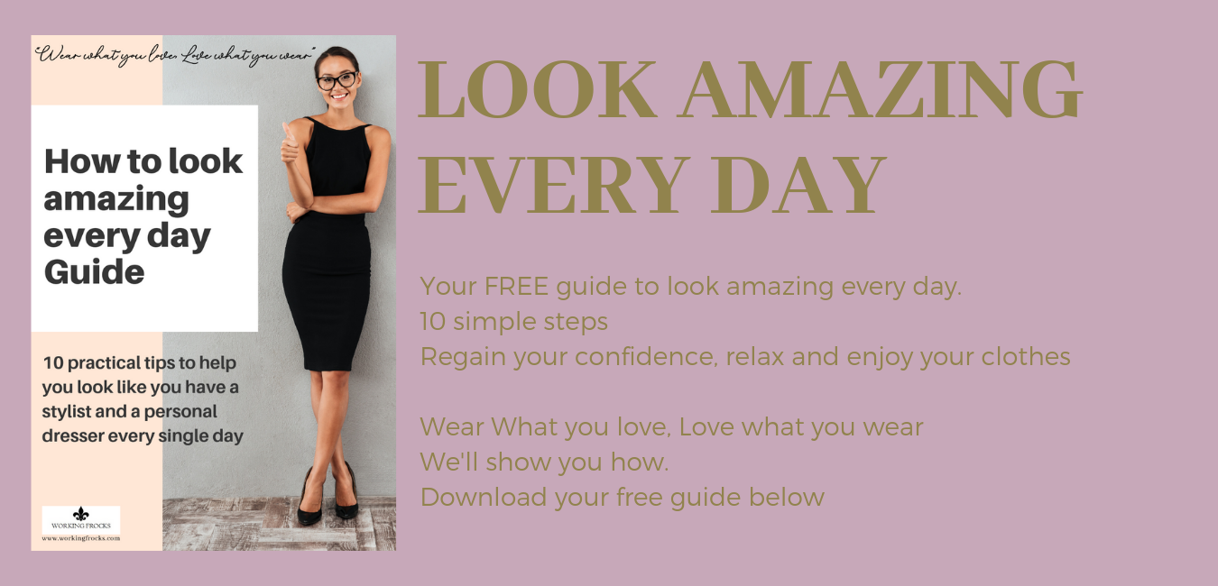 Look Amazing Every Day Landing Page