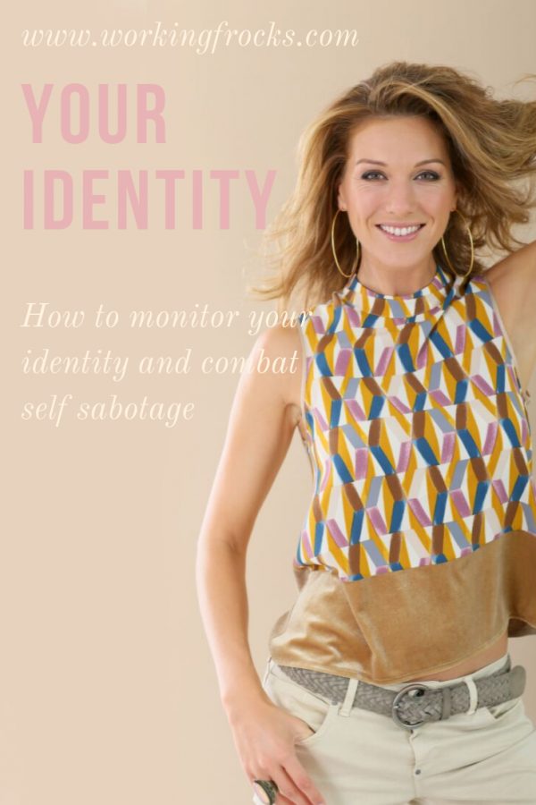 Your identity: how to know who you are