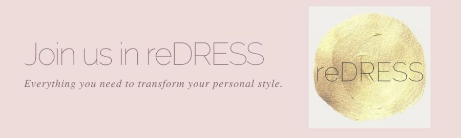 Box to click to find out more about reDRESS