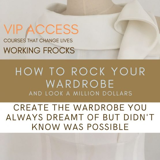 image for product page - Rock your wardrobe and look a million dollars course