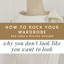 Seed launch - course - How to rock your wardrobe and look a million dollars